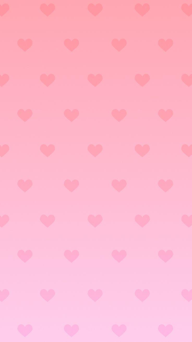 Wallpaper Hearts by Gocase. 736