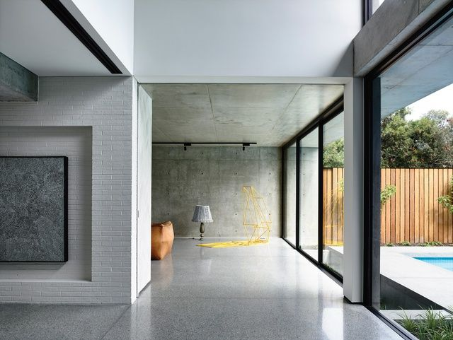 Wolseley House | McKimm [Melbourne, Australia]   Materiality, spacial planning, form, circulation and furnishings all culminate into a wonderfully well rounded and polished family home.