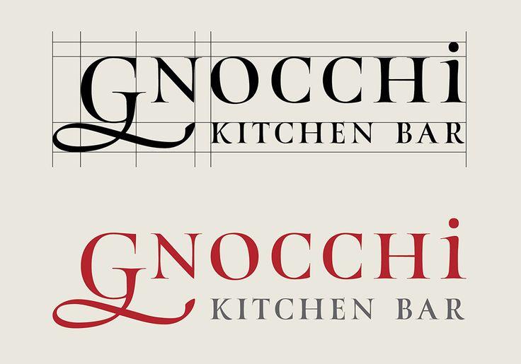 """""""Gnocchi Kitchen Bar"""" è il nuovo progetto del ristorante bi-stellato """"Agli Amici"""" di Godia, l'alta cucina friulana dello straordinario chef Emanuele Scarello. Il nuovo logo avrà un'identità autonoma, ma al tempo stesso connessa allo storico brand del ristorante. http://www.milleforme.net/gnocchi-kitchenbar"""