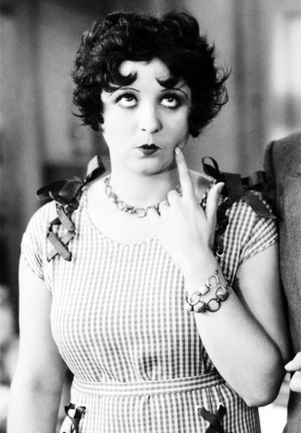 "The Fascinating Story Behind the REAL Betty Boop - Actress and singer Helen Kane, the original ""Betty Boop"", posing for a photo around 1930"