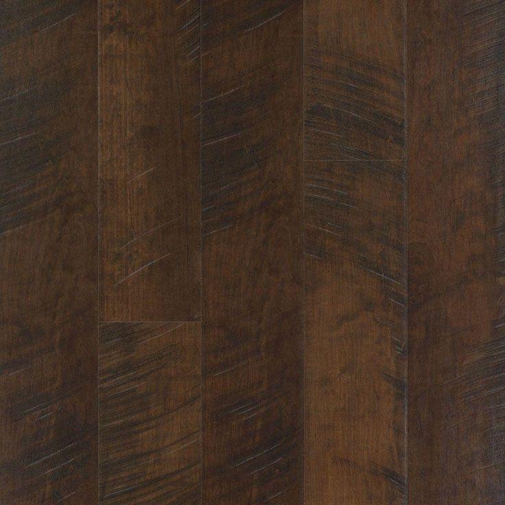 Pergo outlast molasses maple laminate flooring 5 in x for Pergo laminate flooring home depot