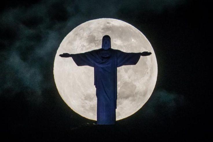 Cristo e la Luna Piena.