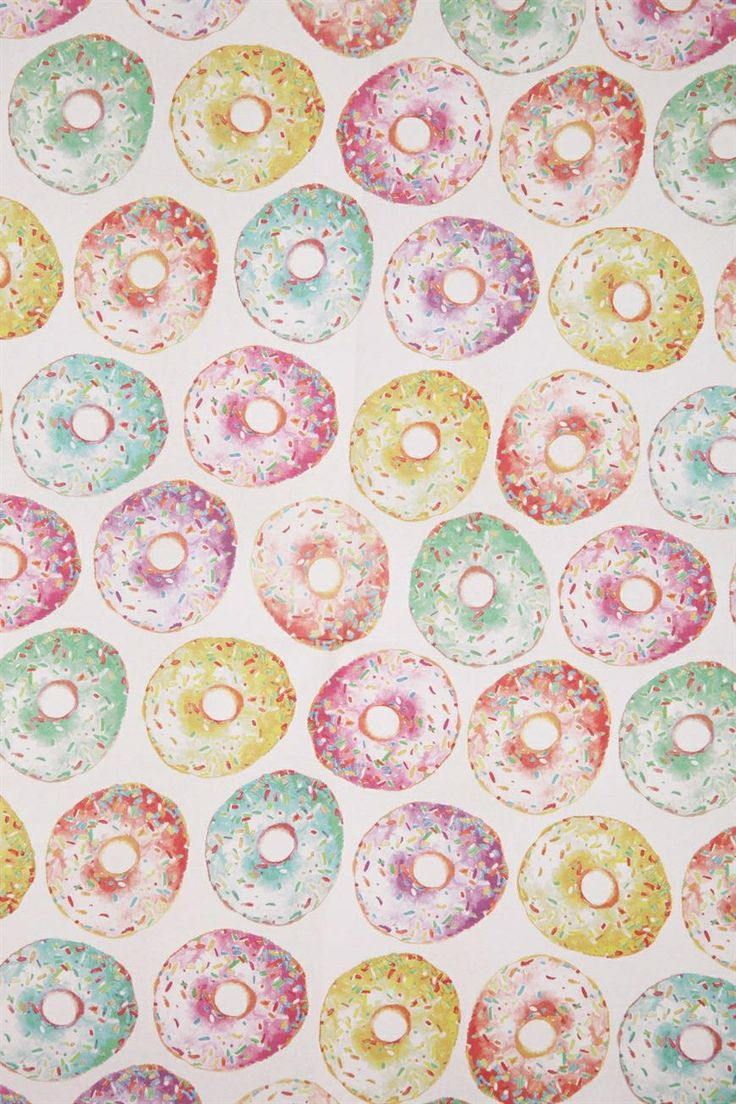 donut wallpaper | Background | Pinterest | Donuts and ...