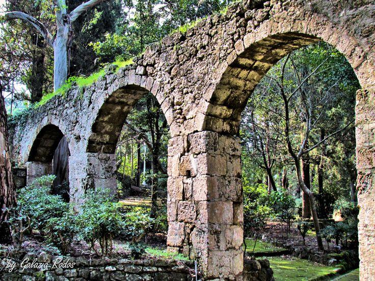 Rodini park - Rhodes Island