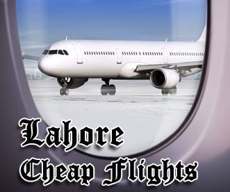 A Glance at Airport Facilities for Tourists on Lahore Cheap Flights