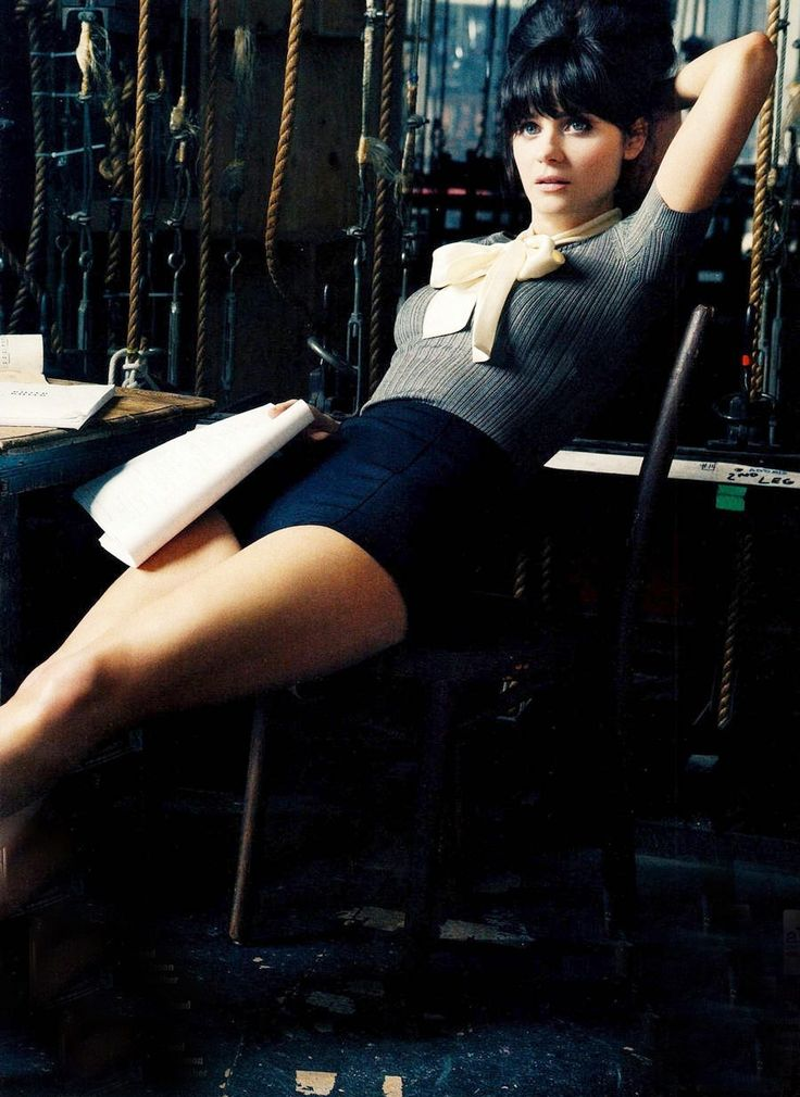 Zoey Deschanel