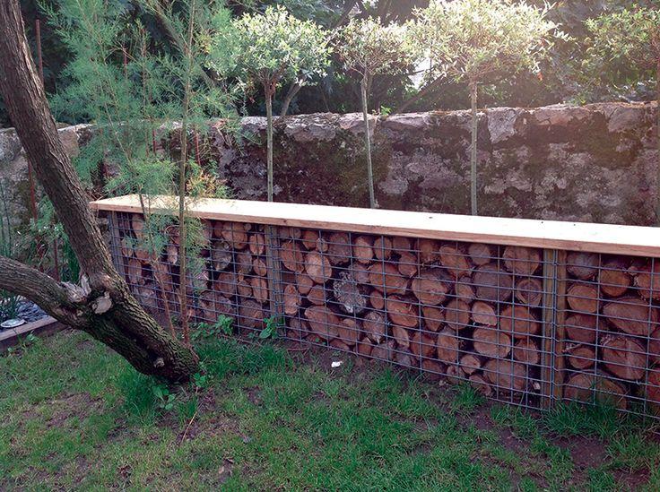 Les 8 meilleures images du tableau mur soutenement gabion for Castorama gabion