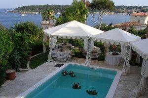 Antibes,in piscina..