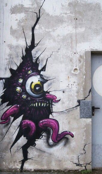 monsters in the walls                                                                                                                                                                                 More