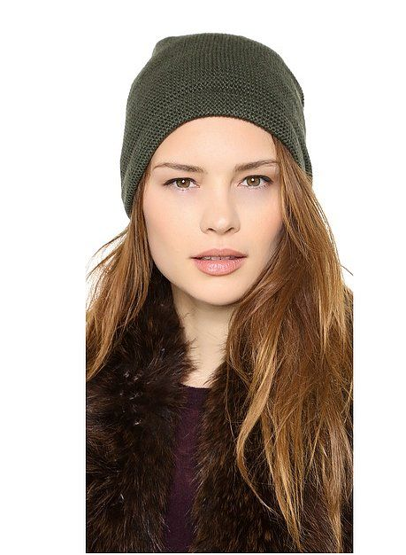 Love a cool-girl beanie