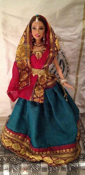 Chandramukhi Sundari Gopi Doll