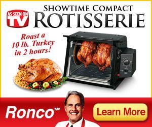 Toaster oven rotisserie pork loin recipe