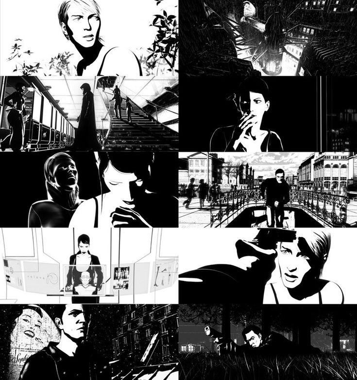 Neo Noir Movies: 1000+ Images About Dark Noir Comics On Pinterest