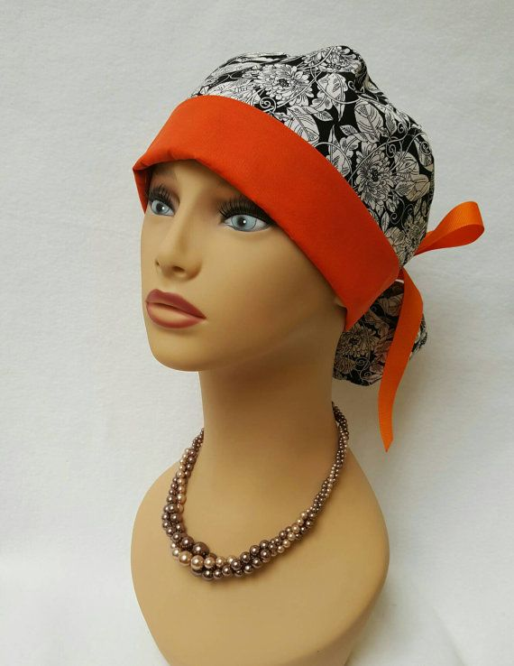 Check out this item in my Etsy shop https://www.etsy.com/listing/470189370/ponytail-scrub-hat-with-ribbon-scrub-hat