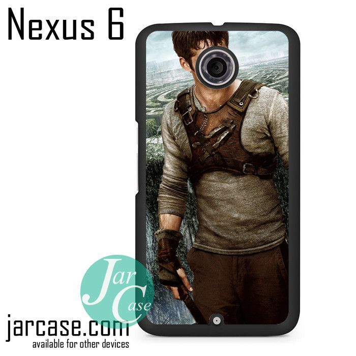 The Maze Runner Thomas Phone case for Nexus 4/5/6