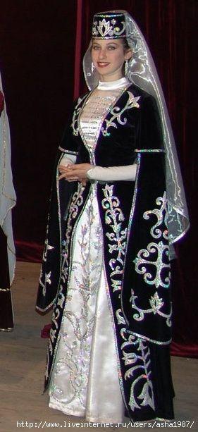 Эльбрусоид :: Форум :: национальный костюм. кавказский