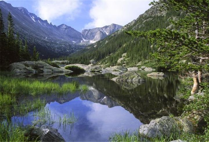 Parc national des Montagnes Rocheuses - Colorado - Etats-Unis