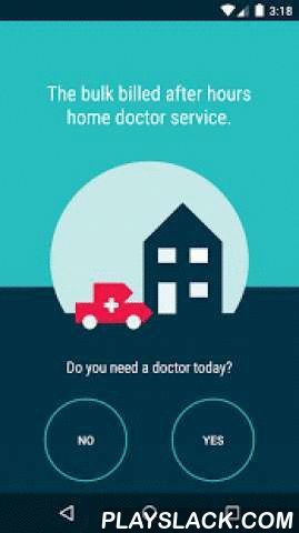National Home Doctor Service  Android App - playslack.com ,  It's night time, or the weekend and you or a loved one is sick. You need a doctor, but your regular GP is closed, so what do you do? The answer is simple! Download the 'National Home Doctor' App and request a booking for a bulk billed, after hours, doctor home visit. National Home Doctor Service is Australia's largest network of home visiting doctors. This year we will make more than one million visits to patients at home and in…