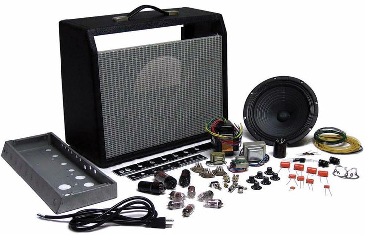 Build Your Own Amp Kit Uk