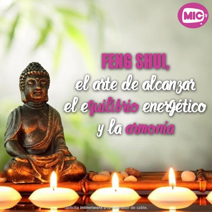 """Aprende a equilibrar tu aura espiritual con """"Vida Feng Shui"""", solo por INTINETWORK Lunes, Miércoles y viernes Per/Ecu, 22 h Bol, 23 h #VidaFengShui #Intinetwork #MICTV"""