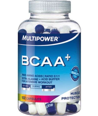 Multipower BCAA 102 Caps