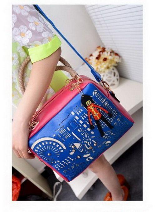 BJ4314-RoseBlue » DZfashions #BUTIK #Fashion Online #Supplier #Baju #Tas Import Murah #Bag #Busana .