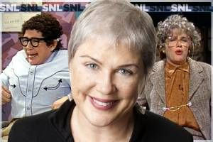 """Julia Sweeney's """"SNL"""" backstage stories: """"You could just watch how many more Adam Sandler and David Spade and Chris Farley sketches there are, that white-male energy that I wasn't part of"""""""