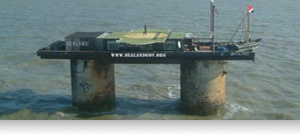 "The Principality of Sealand - I'm not sure about how interesting this would actually be to see in real life but it is an interesting story about how this ""island"" country was created"