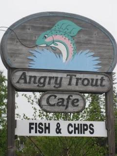 Hands down the best restaurant in Grand Marais, Minnesota. www.angrytroutcafe.com
