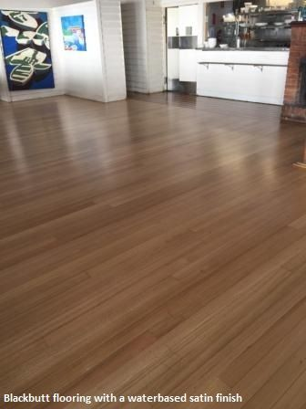 This gorgeous wooden floor belongs to an iconic Cleveland Restaurant and was sanded and polished by Brisbanes Finest Floors.  The timber is Blackbutt and it has been coated with a waterbased satin finish.  Are you looking to get your floors sanded and polished and are in the Brisbane area, please give us a call on 0411 220 488.