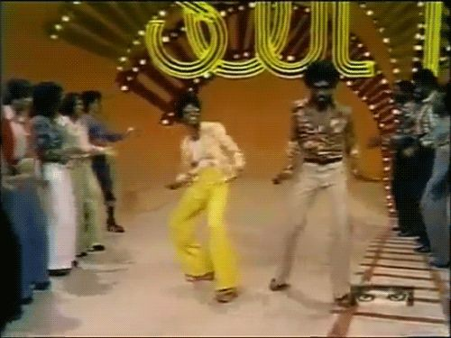"18 Joyful ""Soul Train"" Dancing GIFs That Will Make Your Day"