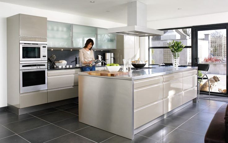 So Cool contemporary-kitchen-