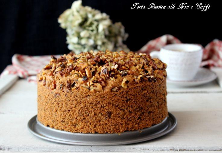 Torta rustica noci e caffè http://www.ungiornosenzafretta.ifood.it/2015/11/torta-rustica-noci-e-caffe.html