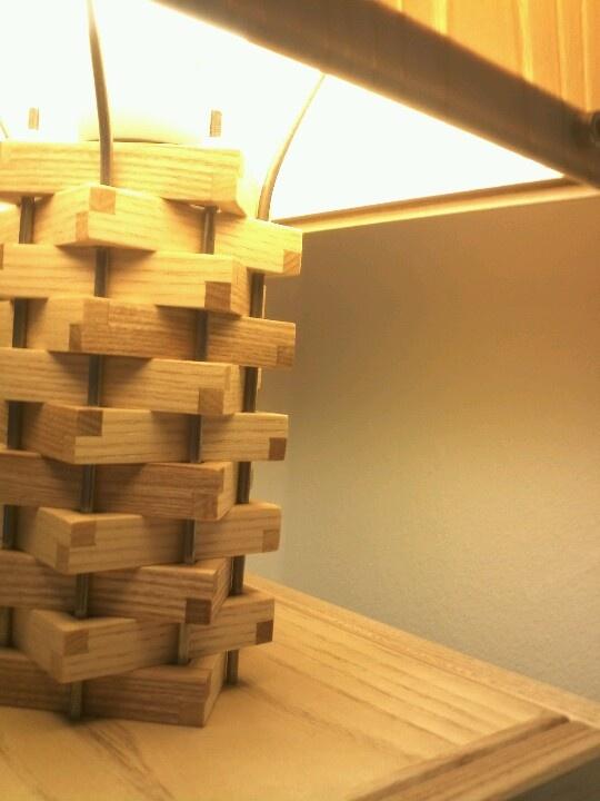 Tower of ash frames