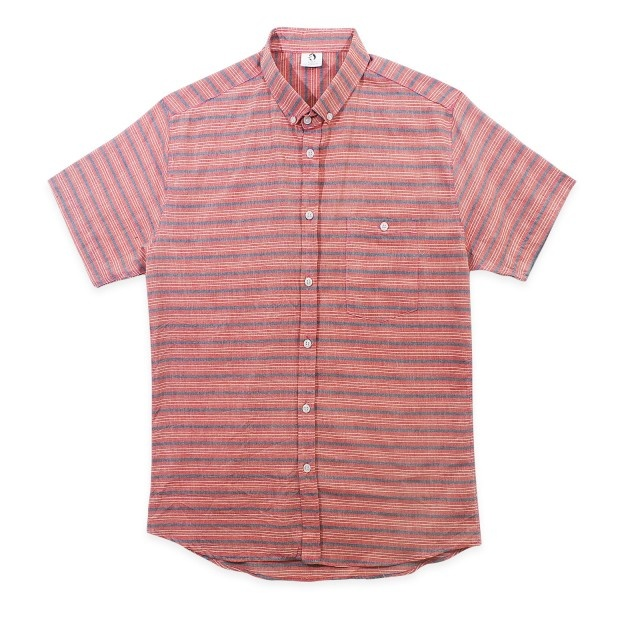 www.maskool.in - Koala Authentic  Red Snapper SS Shirt Rp 165.000,00