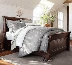 Storage Beds, Wooden Headboards & Bed Frames | Pottery Barn