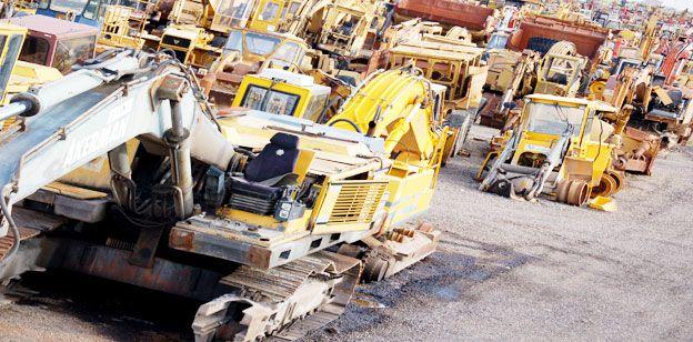 Gebrauchte Baumaschinen Unfallbagger    http://www.ito-germany.de/bau-blog/baumaschinen-bilder-landmaschinen/gebrauchte-baumaschinen-bilder/