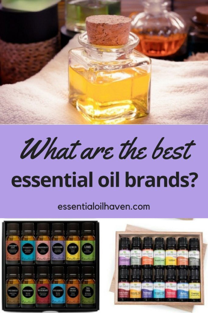 Best Essential Oil Brands 2019 10 Best Essential Oil Brands Reviewed for 2019 | oils | Essential