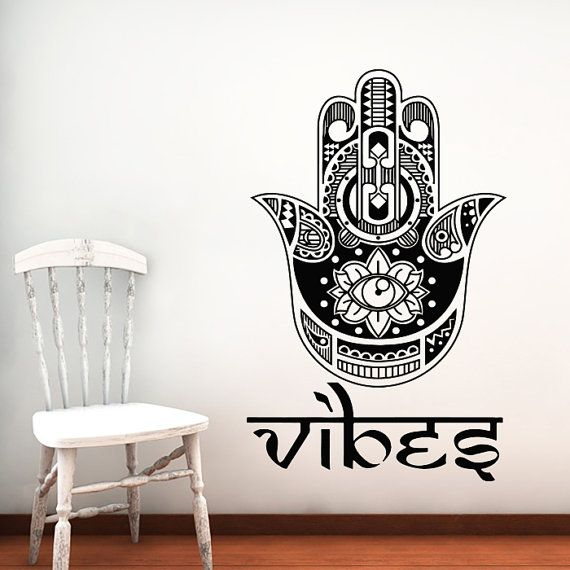 766 migliori immagini trendy wall decals su pinterest for Arredamento stanza yoga