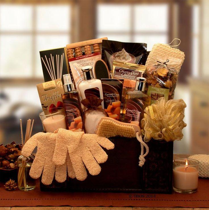 Árbol Navideño- Elizabeth Mijalkov Ee9a36423238babf26032b5922b76d26--spa-basket-spa-gift-baskets