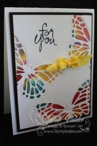 Tie-Dying your Greeting Cards with Deb Valder: