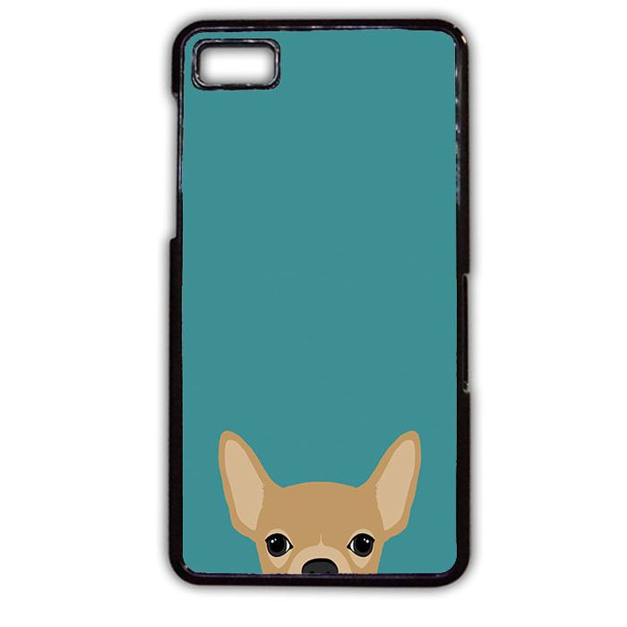 Watching Chihuahua TATUM-11834 Blackberry Phonecase Cover For Blackberry Q10, Blackberry Z10
