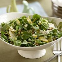 Blue cheese salad, Cheese salad and Blue cheese on Pinterest