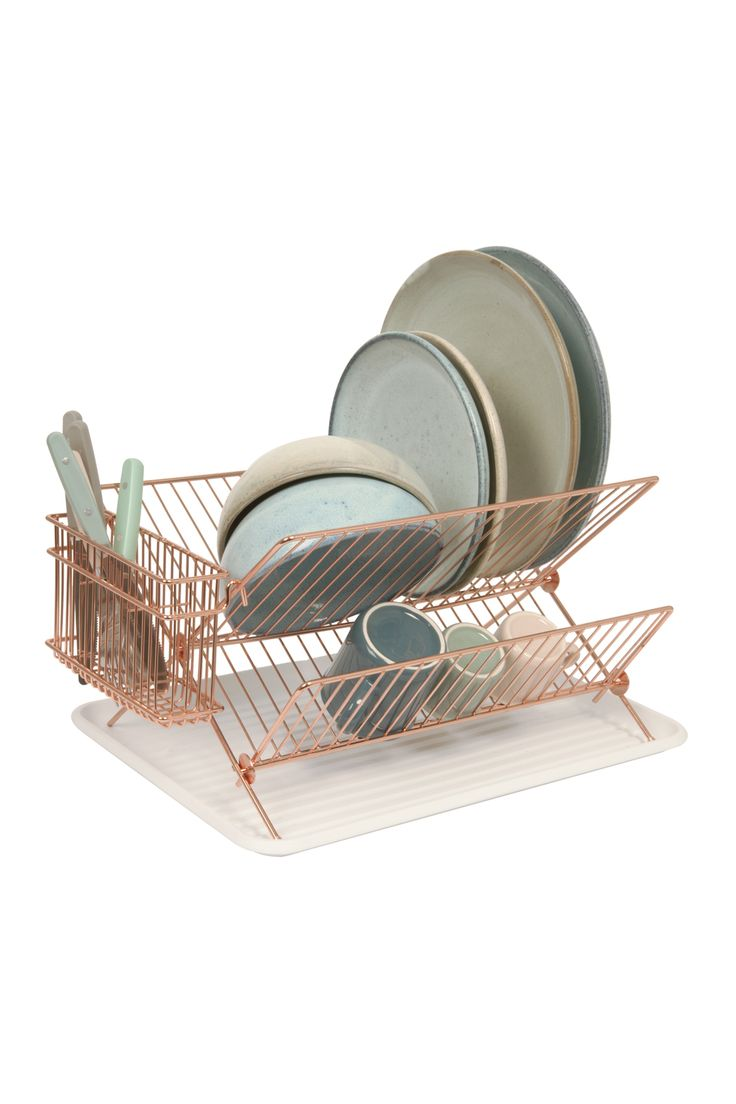 148 Best Wish List Maison Images On Pinterest Patio Plants Plant Rack Saver Switch Wiring Diagram Give Your Sink Area A Stylish Edge With The Copper Wire Dish This Present Time Metal Drainer Is Available To Buy From Red Candy