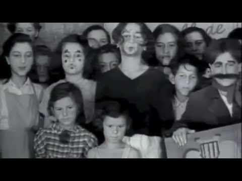 Brundibár clip from Terezín