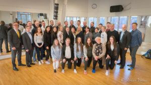 Dommerkurs med Master Garnes 18.mars 2017 i Trondheim