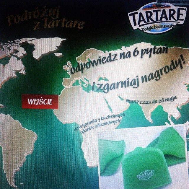 www.facebook.com/tartaresmakzycia #tartare #facebook #app #aplikacja #razdwaprojekt  http://www.razdwaprojekt.pl/portfolio/tartare/