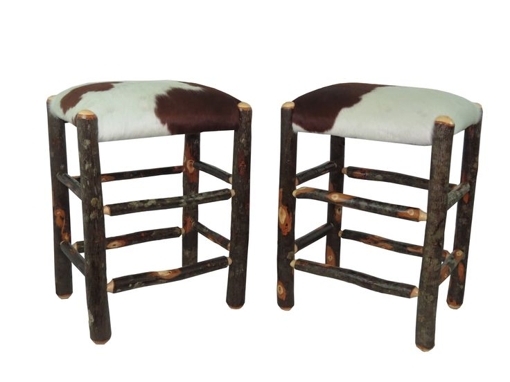 Awesome 24 Inch Rustic Bar Stools