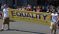 Pennsylvania Attorney General Refuses to Defend State's Same-Sex Marriage Ban | Human Rights Campaign Soon my partner and I can be married in the State where we've paid taxes, contributed to charities and lived productively for 15 years!  YEAH!