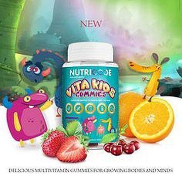 NUTRICODE VITA BEAR - suplementy dla dzieci